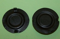 Metal Plug Button for 25.4mm hole.  General application.
